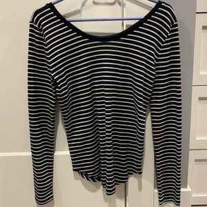 LOFT long sleeve top